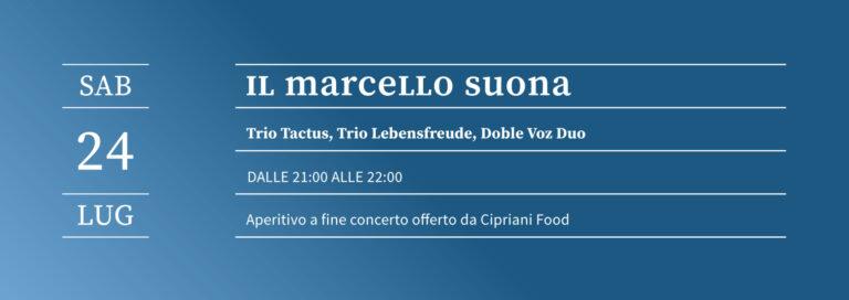 Trio Tactus, Trio Lebensfreude, Doble Voz Duo