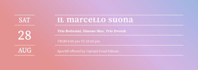 Trio Bottesini, S. Mao, Trio Dvorak